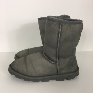 UGG Grey Classic Boots